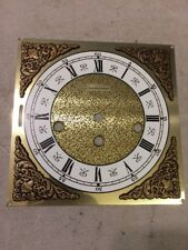 HAMILTON WESTMINSTER CHIME CLOCK  DIAL FROM BRACKET STYLE CLOCK