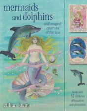 Mermaids and Dolphins Affirmation Cards by Gillian Kemp (NEW & Sealed)