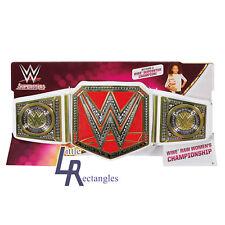 WWE - Mattel - WWE RAW Womans Belt - Brand New