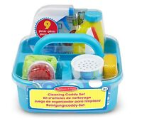 Melissa & Doug Pretend Play Cleaning Caddy Spray, Squirt & Squeegee Playset