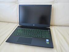 """HP Pavilion Gaming Laptop 15.6"""" i5-8300H 16GB Ram 512GB SSD GeForce GTX 1050Ti"""