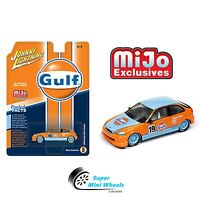 Johnny Lightning 50th Anniversary 1998 HONDA CIVIC GULF Mijo Exclusive 1:64