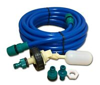 Mains Water Adaptor for Aquaroll Container with 7.5m food grade hose