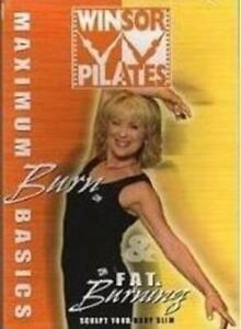 Winsor Pilates Maximum Burn Basics & Fat Burning (DVD, 2004)