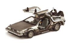 Zurück in die Zukunft II Diecast Modell 1/43 DMC DeLorean NEU & OVP