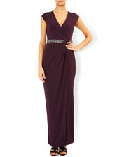 SUPER SALE!! BNWT MONSOON PURPLE ADRIANNA MAXI DRESS  SIZE: 12 RRP: £169