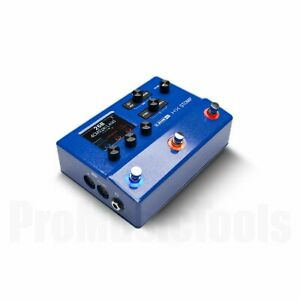 Line 6 HX Stomp Blue Limited Edition * NEW * line6 helix stompbox