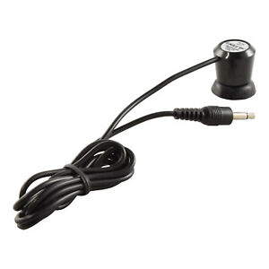 Telephone Pickup Coil With Sensitve Microphone