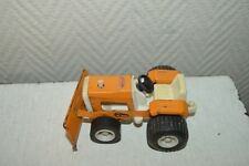 TRACTOPELLE BULLDOZER CHARGEUSE MINI SANSON ENGIN  DIE CAST RICO S.A SAMSON