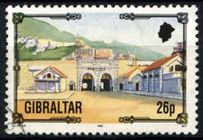 Gibraltar 1993-5 SG#704, 26p Architectural Heritage Definitive Used #D48069