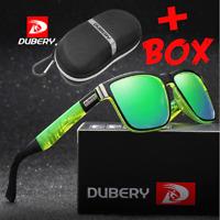 DUBERY Men's Sunglasses Polarized Glasses Driving Sport Fishing Eyewear UV400