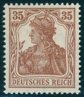 DR 1918, MiNr. 103 c, tadellos postfrisch, gepr. Dr. Oechsner, Mi. 70,-