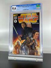 Wizard Ace Edition: Star Wars: Dark Empire #13 CGC 9.6