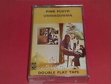 UMMAGUMMA PINK FLOYD ORIGINAL DOUBLE PLAY MUSIC CASSETTE TAPE