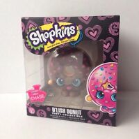 New Shopkins Funko Limited Edition Chase Brown D'Lish Donut Vinyl Figure NIP