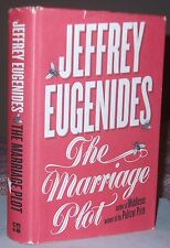 Jeffrey Eugenides THE MARRIAGE PLOT 1st/1st Hardback