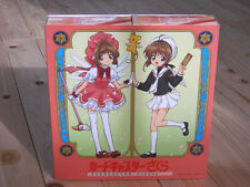 CARD CAPTOR SAKURA LICCA LICCARIZE FIGURE DOLL SET of 2 TAKARATOMY JAPAN NEW