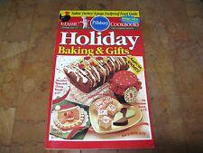 "Pillsbury Classic Cookbook ""Holiday Baking & Gifts"" # 177 ~ 1995 ~ Like New!"