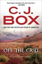 A Joe Pickett Novel: Off the Grid 16 by C. J. Box (2016, Hardcover) Gift f