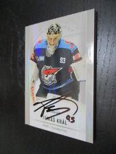 68182 Tomas Kral Pirati Chomutov Eishockey original signierte Autogrammkarte