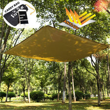 Portable Outdoor Picnic Camping Canopy UV50+ Sunshade Hiking Tent Shelter Cover