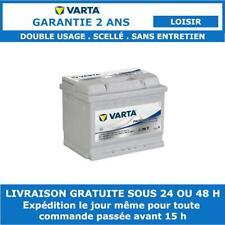 Varta LFD60 Calcium Scellé Bateau, Caravane Batterie 12V 60AH