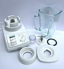 Krups Blender Power Burst 243 Kitchen Appliance Malt Margarita Maker Complete