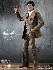 Hot Toys DX 1/6th Bruce Lee Suit Version with brown shipper box