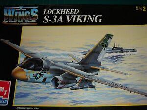 1/48 AMT/Ertl Lockheed S-3A Viking #8634