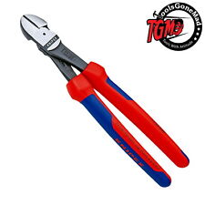 """Knipex 7402250 250mm 10"""" High Leverage Diagonal Side Cutters Cutting Pliers"""