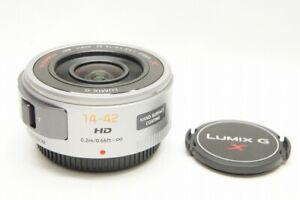 Panasonic LUMIX G X VARIO PZ 14-42mm F3.5-5.6 ASPH. POWER O.I.S. Lens #210908t