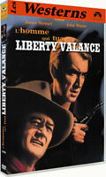 L'homme qui tua Liberty Valance DVD NEUF SOUS BLISTER John Wayne, James Stewart