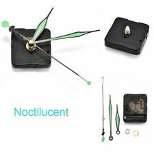 Movement Mechanism Wall Clock Silent Quartz Noctilucent DIY Replacement Tool New