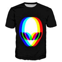 Camiseta Hombre Alien El Octavo Pasajero t-shirt  Mujer Y Hombr Estampada Casual