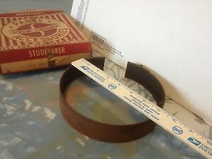 Studebaker transmission band, 529714.  NOS.   Item:   9208