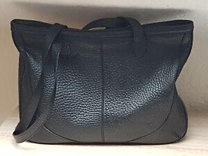 Schulter-/ Business -Tasche von Voi * Leder *Schwarz * Top erhalten