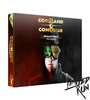 Command & Conquer Remastered Collection 25th Anniversary Collectors Edition (PC)