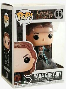 Funko POP #66 Game of Thrones Yara Greyjoy Figure Brand New and In Stock