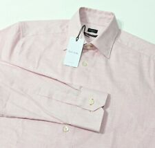 BNWT Paul Smith London Byard Tailored Fit Shirt Mr Porter Sz 15 , 38cm RRP £160