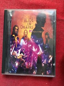 Alice In Chains MTV Unplugged Mini Disc 90's Grunge Layne Staley Rare OOP