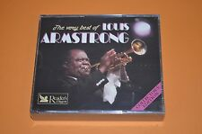 Louis Armstrong - Very Best Of / Readers Digest 1992 / 68 Tracks / 4CD Box New