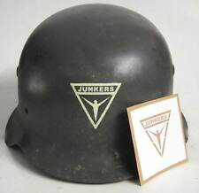 Junkers Factory Helmet Stencil Template M34 M35 M40 M42 WWII Security WW2 German