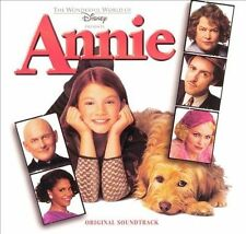 New: Various Artists: Annie Soundtrack Audio Cassette