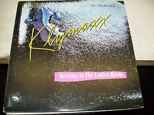 "Klymaxx-Meeting In The Ladies Room-12""Single-Vinyl Record-MCA-MCA23539-VG++"