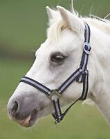 Shires Wessex Nylon Headcollar 4 colours, 4 sizes
