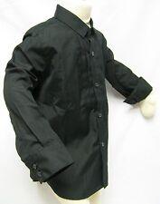 $175 Burberry Children Kids Boy 3Y 98cm Dress Shirts Cotton Coat Holiday Gift
