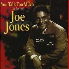 You Talk Too Much - The Best Of Joe Jones CD (Available as MP3s)