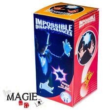 Disparition Impossible + foulard - Impossible disappearances - Tour de magie