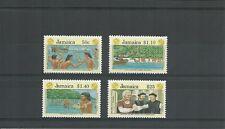 Giamaica sg802-805-500th ANNIV DELLA SCOPERTA DELL' AMERICA da COLOMBO 3 ° serie MNH