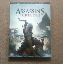 Assassins Creed 3  Official Strategy Guide New & Sealed Very Rare